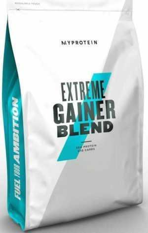 MyProtein 2,5kg HARD GAINER EXTREME V2 Kreatin Creatin MCT Weight Kohlenhydrate