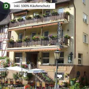 Mosel 4 Tage Ediger-Eller Reise Hotel St.Georg Gutschein Erholung