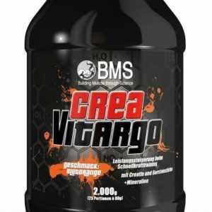 (18,95€/1kg) 2000g BMS Crea Vitargo