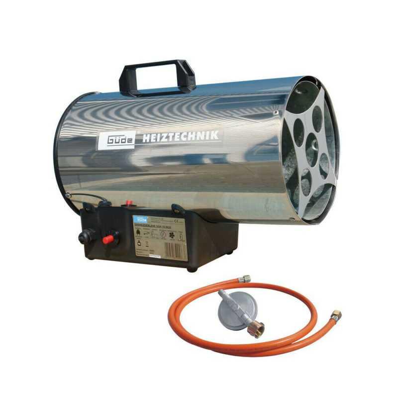 Gas Heizkanone In Geschlossenen Räumen
