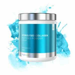Kollagenhydrolysat Peptide Pulver | Mit 90% Protein für den Muskelaufbau