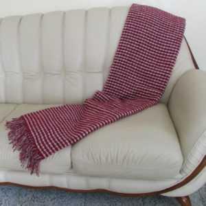Wollplaid Wolldecke Plaid Couchdecke Fernsehdecke Tagesdecke