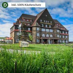 6 Tage Urlaub in Oberwiesenthal im Relaxhotel Sachsenbaude mit Halbpension