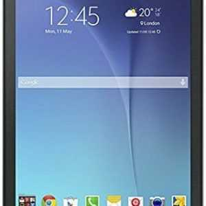 "Samsung Galaxy Tab E SM-T560 Schwarz Metallic 8GB Wi-Fi WLAN 9,6"" Zoll NEU"