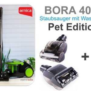 Staubsauger mit Wasserfilter - arnica Bora 4000 XL Pet Edtion - Wassersauger