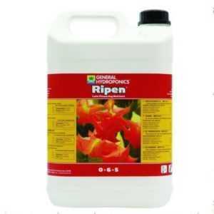 GHE Ripen 5 Liter Endblütendünger General Hydroponics Grow Blühbooster Dünger L