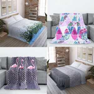 Wohndecke Cuddle Tagesdecke Sofadecke Bettüberwurf Kuscheldecke