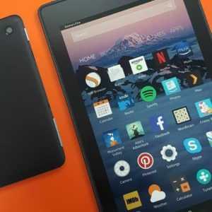 Amazon Fire 7 Tablet, 17,7 cm (7 Zoll), 16 GB, mit Spezialangeboten - Neu