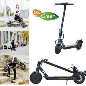 E-Scooter Doc Green ESA 5000 Roller Electroscooter Elektroroller 20 km/h NEU OVP