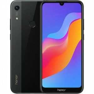 Huawei Honor 8A black LTE 32GB 3GB RAM Android Smartphone Handy ohne Vertrag