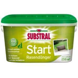 Substral Start Rasen-Dünger 5 kg für 250 qm