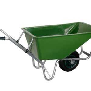 Schubkarre 160L 250kg Belastbarkeit (Gartenkarre Bauschubkarre Gartenschubkarre)