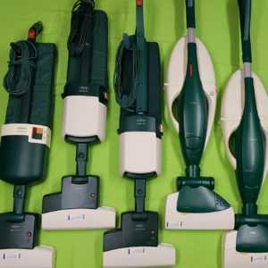 Vorwerk Kobold + Elektrobürste ET340 EB350 EB351 VK120 VK121 VK122 VK130 VK131