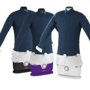 CLEANmaxx Hemdenbügler Blusen Bügelpuppe Bügelmaschine