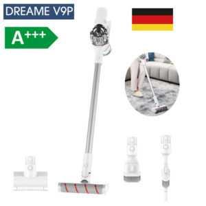 DREAME V9P Handstaubsauger Kabelloser Staubsauger 20000Pa Suction Vacuum Cleaner
