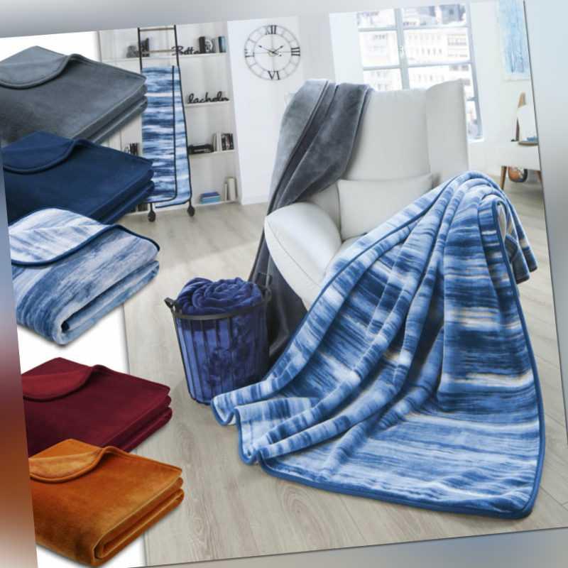 Biederlack Kuscheldecke Simply Luxury in 150x200 cm in