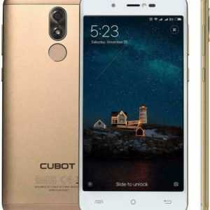 CUBOT R9 Smartphone Android 7.0 16GB Quad Core 13MP Kamera Gold (Ohne Simlock)