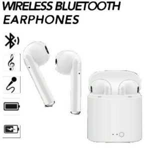 ♥ ♥ Bluetooth Kopfhörer Wireless Kabellos In-Ohr Headset Stereo Musik Handy ♥ ♥