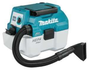 Makita Akku-Staubsauger DVC750LZX1 - 18V - im Karton
