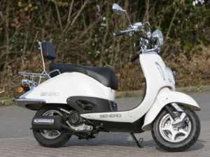 50ccm Roller, Roller, Retro Roller mit EURO 4, NEU, BENERO, ...