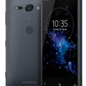 """Sony Xperia XZ2 Compact DualSim schwarz 64GB LTE Android Smartphone 5"""" 19MPX"""