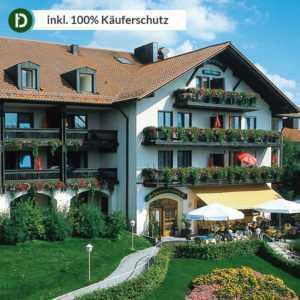 Niederbayern 4 Tage Bad Griesbach Reise Hotel Birkenhof Gutschein Halbpension