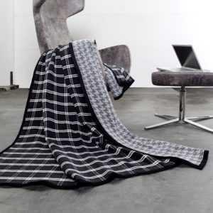 IBENA Premium Jacquard Decke 0475/800 150x200