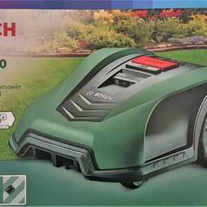 Bosch Indego S+ 350 Mähroboter, bis 350m², 19cm Schnittbreite, App -Neu OVP