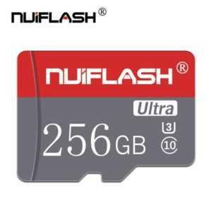 256 GB TF-Flash-Speicherkarten SD-Karte U3 C10-Karten für Telefontablets Kameras