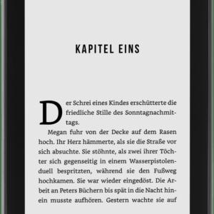 Amazon Kindle Paperwhite 8GB wasserfest eBook Reader