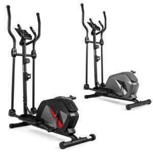 Crosstrainer Heimtrainer Ellipsentrainer Fitness Magnetisch mit Tablet-Halterung