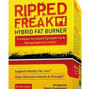 Pharma Freak Ripped Freak 60Caps Abnehmen Fettverbrennung Fat Burner Diät