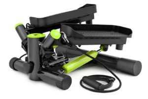 Hop-Sport Swing Side Stepper HS-035S Computer verstellbare Pedalhöhe Expander