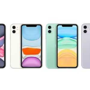Apple iPhone 11 128 GB 6.1 Zoll Weiß Grün Lila Schwarz NEU OVP +Panzerglasfolie