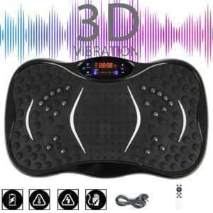 Profi Vibrationsplatte Shaper Ganzkörper Trainingsgerät Vibro Vibration Platte