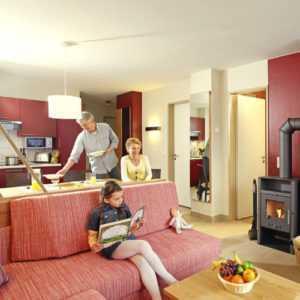 5T Kurzreise an die Ostsee 4* Hotel Ferienwohnung Yachthafen Boltenhagen Familie