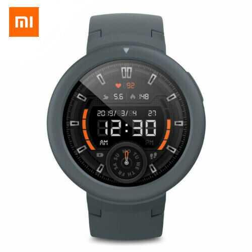 Xiaomi AMAZFIT Verge Lite Smartwatch Fitness-Tracker Herzfrequenzmessung Neu