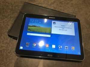 "Samsung Galaxy Tab 4 10,1"" SM-T530NN 16GB Quad Core 1,2Ghz WiFi Android"