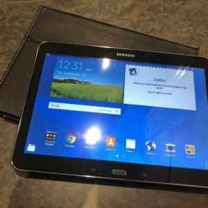 "Samsung Galaxy Tab 4 10,1"" SM-T530NN 16GB Quad Core 1,2Ghz WiFi Android"