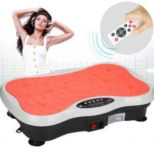Profi Shaper Vibro Platte Vibrationsplatte Vibrationstraining Vibrationstrainer-