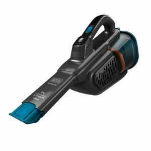 Black + Decker BHHHV320B Dustbuster Akkustaubsauger Handstaubsauger Akkusauger