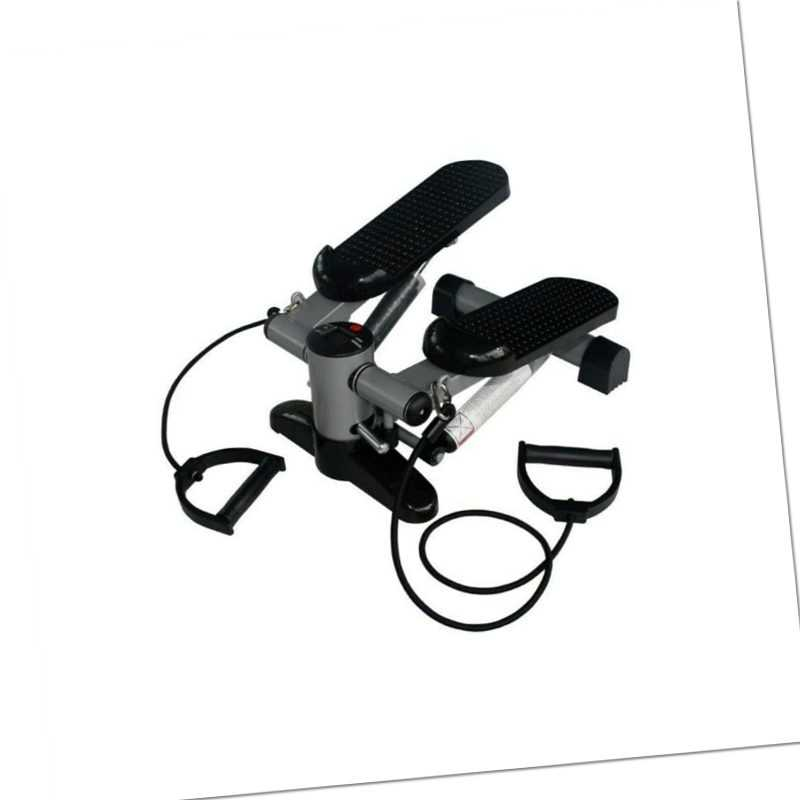 Mini-Stepper MS-006 Heimtrainer Step Trainer Expander Fitnessgerät