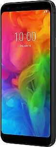 "LG Q7 schwarz 32GB LTE Android Smartphone 5,5"" Display 13 Megapixel"