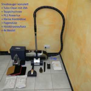 Lux Intelligence Grundgerät, Komplett Schlauch Rohr PL 1 PB 1 Turboclean