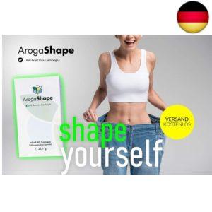 ArogaShape - Abnehmen - Fettkiller - Gewichtsreduktion durch L-Carnithin,