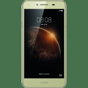 Huawei Y6 II compact 16GB Dual Sim gold TOP Gewährleistung