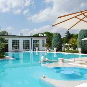 5 Tage Wellness Golf Urlaub Hotel Bellavista Terme Montegrotto Abano 4* inkl. HP