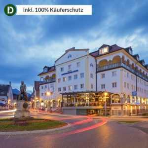 3 Tage Urlaub im Luitpoldpark Hotel in Füssen im Allgäu mit Frühstück