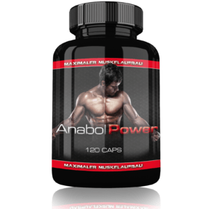 Anabol Power Testosterone Testo booster extrem Muskelaufbau Kapseln Anabolic