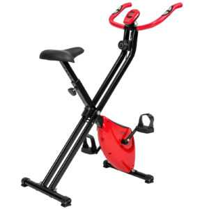 Fitnessgerät Ergometer Trimmrad Cardio klappbar Heimtrainer X Form B-Ware